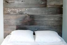 New bedroom / by Marcie Kirk