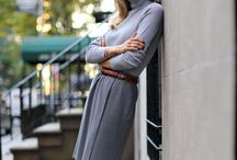 Autum and winter dresses / Better looking autum and winter comfort-dresses