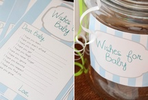 Baby Shower Ideas / by Amy Hargroder