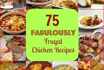 Frugal Recipes / Recipes that are easy to make and that are low cost.  No fancy dinners here just wholesome recipes that your family will enjoy at a low per serving cost. / by Shopper's Haul
