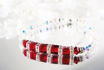 Crystal Bracelets / Swarovski Crystal Bracelets