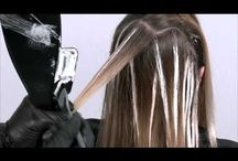 balayage step by step