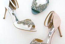 Bridal Shoes / Gorgeous Bridal Heels & Flats