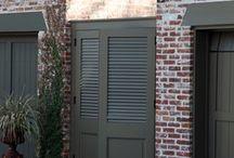 Brick exteriors