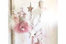Fairy theme christening