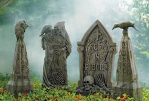 Tombstones / Architecture / Because the secrets and stories behind the picture stirs my imagination