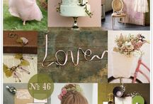 Wedding - Pink & Olive Green