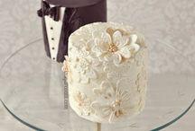 Декорации тортов