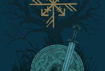 Norse mythology/Artwork/Vikings
