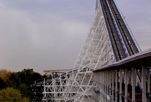 Roller Coasters I've Ridden / by Mikey Quaranta