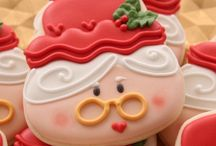 Biscoitos Natal