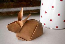 Origami/ kirigami