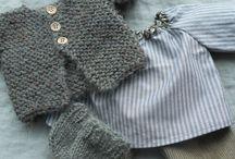 tricot poupee