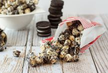Cookies and Cream Popcorn on