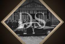 Héritage #DS / DS : Deux lettres au fort pouvoir d'évocation attribuées à une voiture révolutionnaire pour son époque.