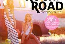 LuLu*s Rock the Road /  inspiration for the ultimate open road trip!