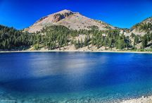 Mount Lassen, California