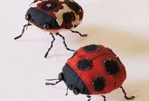 insekter textil