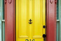 Portes originales