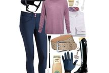 Equestrian Horse & Rider Fashion