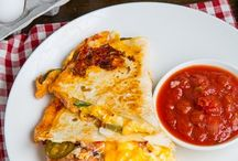 For the Quesadilla Maker / by Rebecca Sprouse @ The Copper Brick Road