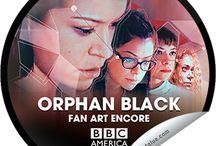 Orphan Black / Orphan Black season 1,2