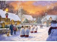 Village Scenes Christmas Cards / Village Scenes Christmas Card Designs from Pipedream including bespoke, business, corporate and personal. Stay in touch this festive season! - Find out more at www.pipedreamchristmascards.co.uk/village-scenes
