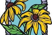 Black eyed Susan Literature / book tie ins / by Tammy Sczepanski