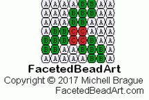 Teeny-Tiny FacetedBeadArt