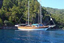 SEA BORN LEGEND / #gulet, #yacht, #bluevoyage, #yachtcharter, www.cnlyacht.com