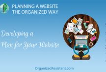 Planning a Website the Organized Way