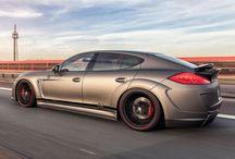 Porsche at ESE Tuning / Porsche, Cayman, Macan, Panamera