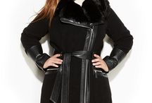 Chic Plus Size Fall/Winter Coats! / by Reah Norman
