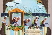 scrapbooking / by Elaine Wright