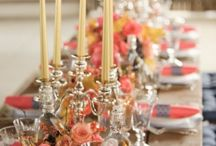 Wedding Reception Decor Ideas / Think mindblowing, opulent, classy, elegant & sophistication !