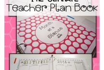 Teaching - Paperwork Organization / by Amanda McInnis