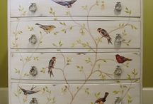 Painted Furniture / by Gail Maybee