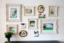 Framed Photo Ideas / by Jessica LolaMarie