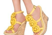 Cute Shoes / by Melyssa Elkins