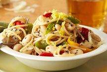 Meatless - Pasta Dishes