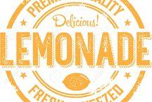 lemonade labels printable