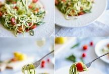 raw veggies food / by Joanne Mazzola