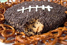 Football Foods / by Cate M