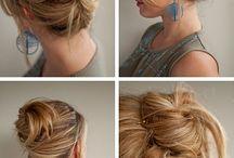 Hair & Beauty / Inspiration for hair & makeup etc