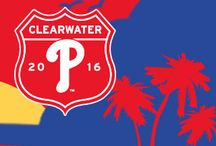 Phillies Spring Training / Soon, the Philadelphia Phillies will be headed down to Florida for Spring Training. Keep up with the team while they're in Clearwater!
