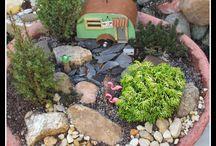 jardin mini pour fée