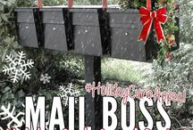 #HolidayCurbAppeal Entries / Entries from the #HolidayCurbAppeal Contest For details on how to enter, go to: http://www.mailboss.com/blog/holiday-curb-appeal-contest-win-free-mail-boss / by Mail Boss