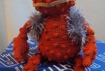 Frogs / http://kliry.blogspot.ru/2013/05/blog-post_19.html
