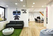 Inside the SOOMLA Office / Here's an inside look at our offices based in Tel Aviv.