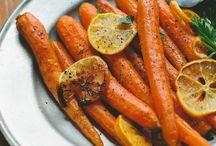 FOOD - VEGETABLE SIDE DISH / by Bridgette Floyd